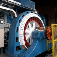 Industrial Motor And Generator Services Gallery Shredder