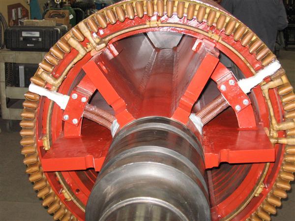 Generator repair company industrial electric motor dc for Dc electric motor repair