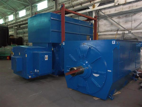 Onshore pipeline installation services offshore hdpe for What is found in a generator and motor